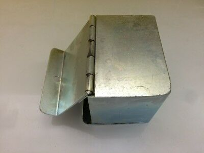 Steel Security Box for key Switch - Roller Shutters / Doors
