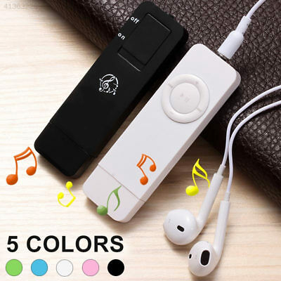 USB Flash MP3 Stereo W/Earphone USB USB MP3 Player Mini TF Card