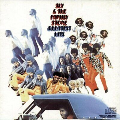 Sly & the Family Stone : Greatest Hits CD