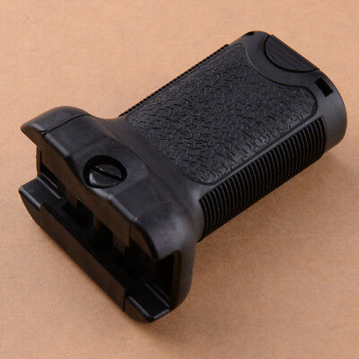 Tactical Fit Picatinny Rail Vertical Front Foregrip Griff W Storage Short Grip
