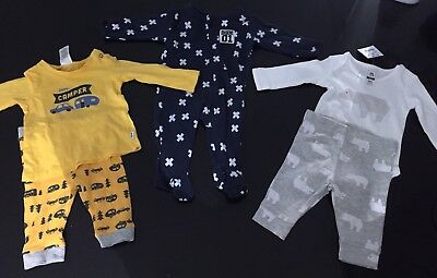 Boys Winter Bundle Size 000