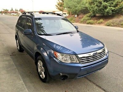 2010 Subaru Forester 2.5X Limited Sport Utility 4D Only 65K Miles Heated Seats Moonroof ++