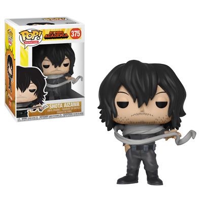 Funko Pop! Animation 375 My Hero Academia Shota Aizawa Pop Vinyl Action Figures