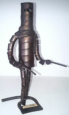 NED KELLY. Collectible Figurine of NED KELLY Hand Crafted in Austrlia