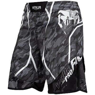 Venum Tecmo MMA Fight shorts - Dark Grey
