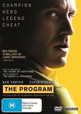 The Program (DVD, 2016) NEW