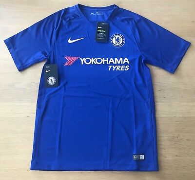 Nike Chelsea Home Shirt 2017/18 Men's Small BNWT
