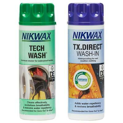 New Nikwax NWX 300Ml Tw/Tx Outdoor Accessories Outdoor Accessories Twin Natural