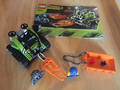 Lego Power Miners Thunder Driller 8960 Used Boxed With