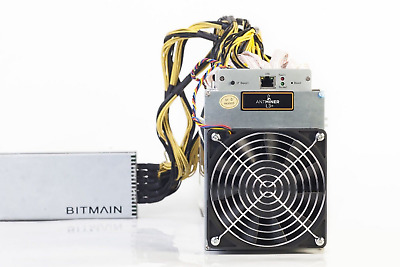 !!!*** Bitmain Antminer L3+ 504 MH/s (640 MH/s) inkl. Netzteil TOP ***!!!