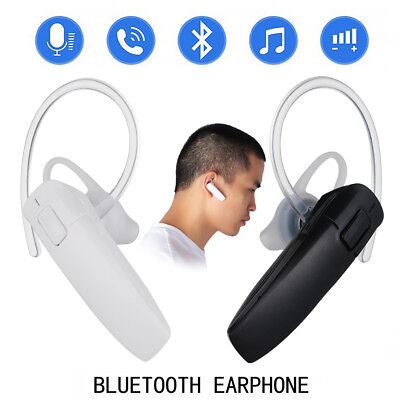 Wireless Bluetooth 4.0 Stereo Headset Sports Handsfree In-Ear Earphone Headphone