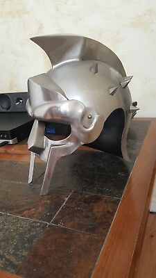 Casque Gladiator Metal Cosplay