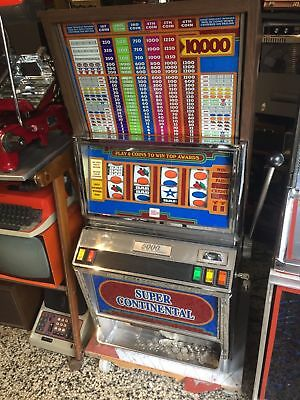Slot machine BALLY 5000 plus