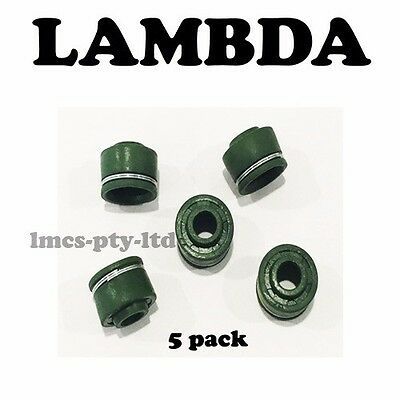 Exhaust Valve Seal 5 pack for Honda CT110 Postie Bikes