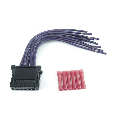 Heater Blower Resistor Wiring Loom Harness Connector For Renault Megane Clio