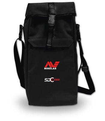 Minelab SDC2300 carry bag