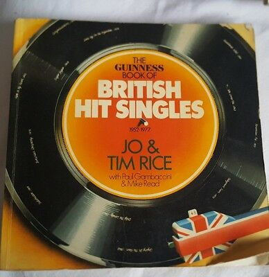 The Guiness Book Of British Hit Singles. Jo and Tim Rice 1977