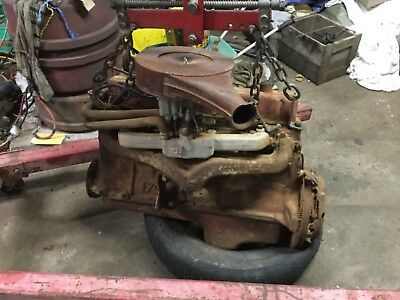 Holden red motor, engine 179, 186 complete