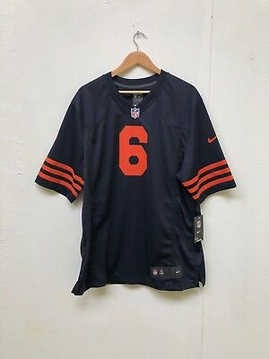 factory authentic 524a8 c360d CHICAGO BEARS NIKE NFL Women's Alternate Jersey - XL ...
