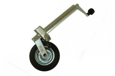 Jockey Wheel 48mm Heavy Duty with clamp MP436