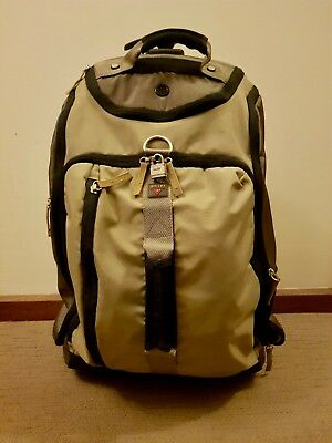 Antler Urbanite Trolley Backpack 51cm - Perfect Condition - Carry on Luggage