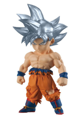 Dragon Ball Super Goku Ultra Instinct Candy Toy Adverge Vol. 6 Bandai Neu Neue