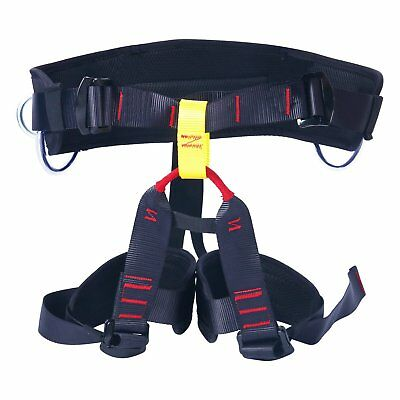 Pro Safety Rock Climbing Harness Belt Tree Arborist Fall Protection Equip NEW