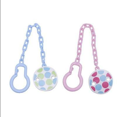Soother Baby Holder Girl Boy Hot Chain Clip Pacifier Toddler Toy Dummy Infant