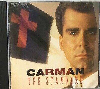 The Standard by Carman (Cd, Oct-1993, Sparrow Records)