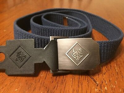 Boy Scouts of America Cub Scout Blue Belt