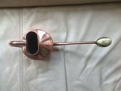 Haws Genuine Brass Watering Can, Indoor Conservatory Can