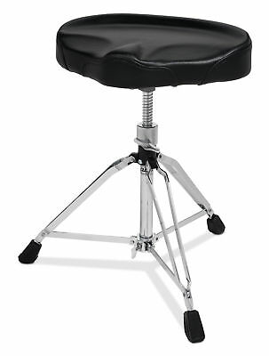 PDP Drum -  800 Series Drum Throne, Tractor Seat Chrome Pddt820-X