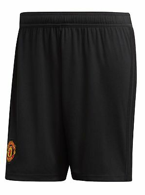 Manchester United FC Official Football Gift Mens Home Kit Shorts 2018 2019