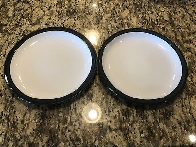Lot Of 2 GORGEOUS Denby Langley GREENWICH Dinner Plate