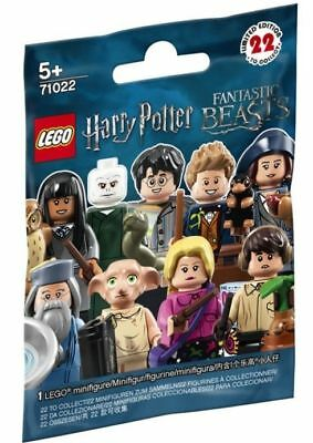Lego Minifigures 71022, Harry Potter e gli Animali fantastici  serie personaggi