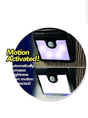 Ever Brite Solar Powered   Wireless Led Outdoor Light  AS SEEN ON TV