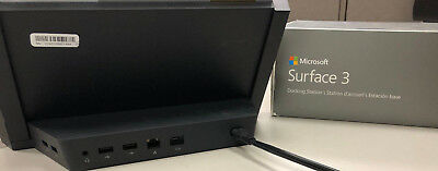 Microsoft Surface 3 Docking Station - USB, DisplayPort, Ethernet, Power, Audio