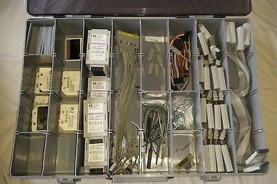 Agilent HP Probe Adapters,Analyzer Clip Probe,Terminal Adapter,Clock Cables,PODs