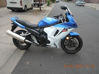 Suzuki Gsx650F 2013 Model Lams Approved Runs Great Cheap Late Sports