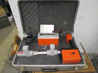 Metrotech Model 810A 810 Buried / Pipe and Cable Utility Locator Tracer Receiver