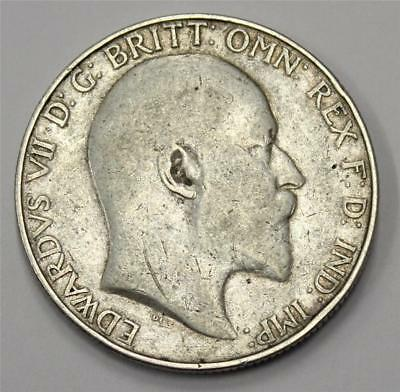 1905 Great Britain silver Florin S3981 G/VG original