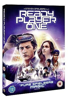 Ready Player One [2018] (DVD)