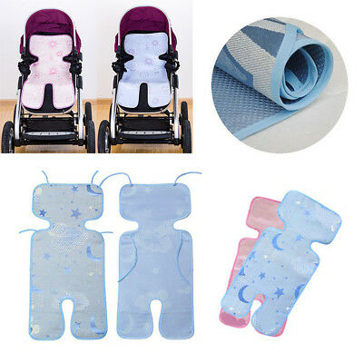 Summer Supply Seat Stroller Accessories Liners Ice Mat Baby Kids Cushion Pad