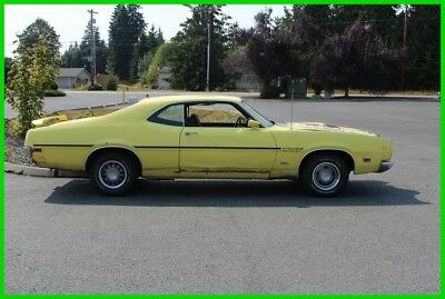 Mercury Cyclone Spoiler 429CI Cobra Jet, 4 speed manual Transmission, Trac loc 1970 Mercury Cyclone Spoiler