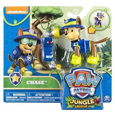 New Paw Patrol Hero Pup Jungle Chase Action Figure