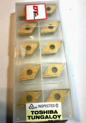 10 pcs NEW, TUNGALOY INSERTS DNMG442-AS TD905