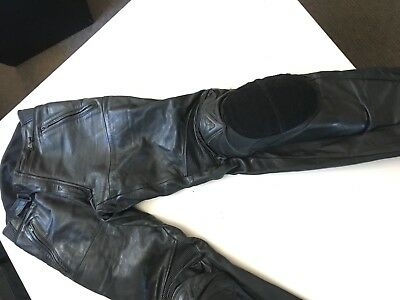 Dainese Leather Pants Trousers Size 50