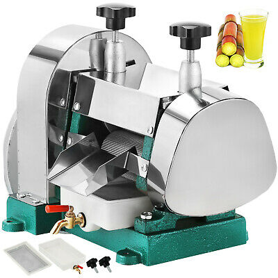 Manual Sugar Cane Ginger Press Juicer Handwheel Manual Model Juice Machine
