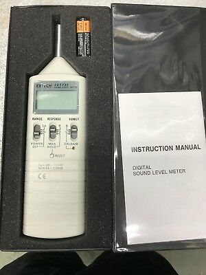 Sound Level Meter By Extech 407735