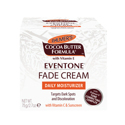 6 Pack Palmers Cocoa Butter EVENTONE FADE CREAM Dark Spot Corrector 2.7oz Each (3 Pack) HOLIKA HOLIKA Pure Essence Mask Sheet - Cucumber